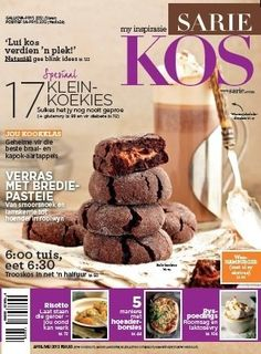Get your digital subscription/issue of SARIE Kos-April/May 2013 Magazine on Magzter and enjoy reading the magazine on iPad, iPhone, Android devices and the web. Kos, Beste Burger, Cooking Recipes, Tasty, Dishes, Breakfast, Desserts, Magazines, Hamburgers