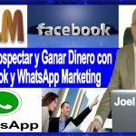 Como Prospectar con Facebook y WhatsApp en Multinivel bien sabes las redes sociales se han convertido en la mejor herramienta para llegarle a nuestros...