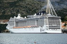 MSC Preziosa ship