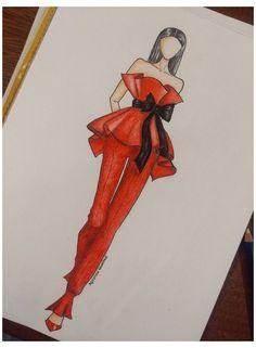#clothing #sketches #illustration #fashion #clothingsketchesillustrationfashion Dress Design Drawing, Dress Design Sketches, Fashion Design Sketchbook, Fashion Design Drawings, Fashion Drawing Tutorial, Fashion Figure Drawing, Fashion Drawing Dresses, Drawing Fashion, Fashion Illustration Poses