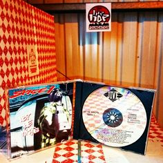 Listening session at work. #Spice1 #187HeWrote #Boss #SCC #GangsterRap #Classic #MyCollection #WorkMusic #MenaceIISociety #THHF