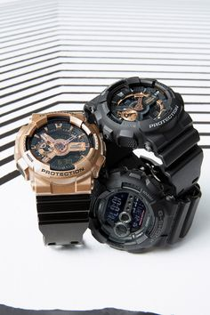 A G-Shock watch is the perfect gift for Dad this Father's Day! These watches a the perfect way to make a bold statement.
