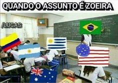O Brasil dá aula Little Memes, Kpop Memes, Bad Mood, Funny Moments, Best Memes, Funny Posts, Happy Life, I Laughed, Haha