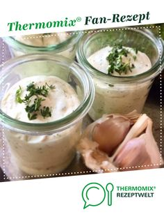 Feta - Dip by love of cake. A Thermomix ® recipe from the Sauces / Dips / Spreads category www.de, the Thermomix ® community. Feta Dip, Candy Bar Party, Snacks Für Party, Dip Thermomix, Sauce Dips, Sauces, Grilling Tips, Party Buffet, Smoker Recipes