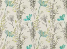 Cosmos Starfruit - Mariken - Prints and Weaves : Upholstery Fabrics, Prints, Drapes & Wallcoverings Cosmos, Textile Patterns, Print Patterns, Textiles, Pattern Designs, Decoupage, Floral Drawing, Flower Quotes, Delphinium