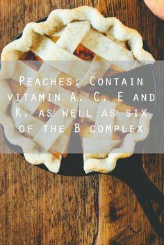 7 OMG Health Benefits of Peaches