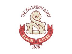 The Salvation Army Monogram  by Nick Slater