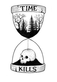 best Ideas for skull art tattoo design death Art Drawings Sketches, Tattoo Drawings, Cool Drawings, Pencil Drawings, Tattoo Sketches, Creepy Sketches, Dark Drawings, Ink Illustrations, Kunst Tattoos