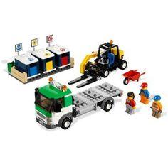 Hayal dünyanı geliştirecek bu eğlenceli oyuncak ile dünya tertemiz... http://www.onlineoyuncak.com/?urun-7044-lego-recycling-truck