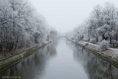 Landwehrkanal Maybachufer Paul-Lincke-Ufer