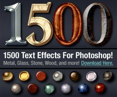 Download Photoshop Text Effects