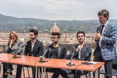 La conferenza stampa de Il Volo a Firenze per il concerto - evento ''Una notte magica – Tributo ai tre tenori''- News - NightGuide.it - La community della vita notturna italiana - Foto, eventi, recensioni, interviste, festival e news.