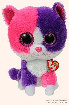 Pellie (medium) - cat - Ty Beanie Boos