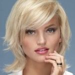Modern Medium Sultry Hairstyles 2012 by Jacques Dessange