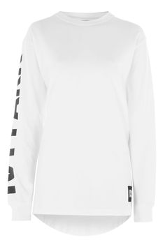 Logo Oversized Tee by Ivy Park