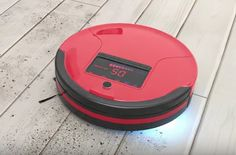 bObsweep PetHair robotic vacuum cleaner and mop cleans hardwood floors as well as carpets and tiles by automatically sweeping up and removing dog hair, cat fur, dirt and dust. Bobsweep is the best product for pet owners, parents with little kids, or allergy and asthma sufferers. http://www.youtube.com/watch?v=aoY9g-G5_VQ