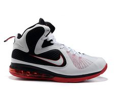 new concept 1a0ec 63cbe Nike Lebron 9 Scarface Style code 469764-100 The Nike Lebron 9 Scarface  features