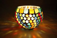 Home Decorative Indian Designer Glass Candle Holder Christmas Gift >>> Check this awesome product by going to the link at the image. Christmas Candle Holders, Christmas Candles, Glass Candle Holders, Christmas Gifts, Christmas Ideas, Candle Making, Light Up, Decorative Bowls, Great Gifts