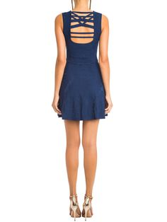 Shop2gether - Vestido Cathy - Le Lis Blanc - Azul