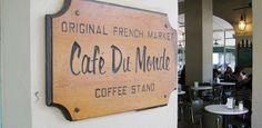 Cafes in New Orleans – Cafe Du Monde. Hg2Neworleans.com.