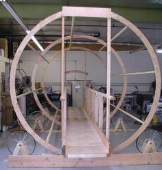Scary Terry's Vortex Tunnel - If you're feeling extra industrious this year, and the notion that your efforts could result in an epic failure don't frighten you, you might want to attempt to build a vortex tunnel for your haunt.  Scary Terry has laid out a tutorial on how he built his, and while it doesn't contain a complete supplies list, it should be more than enough to get you started.