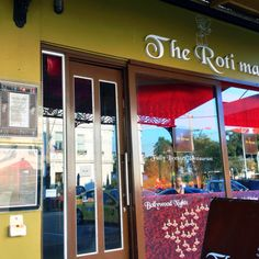 The Roti Man in Middle Park Melbourne, Bollywood, Middle, Windows, Park, Ramen, Window