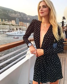 Chiara Ferragni Memorial Day Weekend