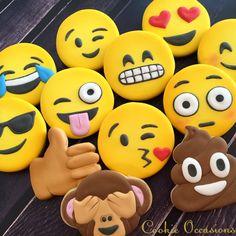 Emoji Cookies @cookieoccasions_