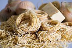 Pasta, Spaghetti, Noodle, Pasta Nests