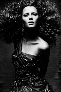 Sigrid Agren by Mert and Marcus for W mag