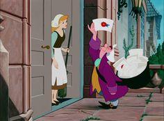 Disney animation. Cinderella