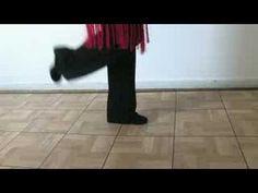 Flamenco Dance Steps : Flamenco Dance Foot Sounds