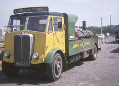 AEC - Regal / Regent ( model 0962 / 0961 ) (Commercial vehicles) - history, photos, PDF broshures