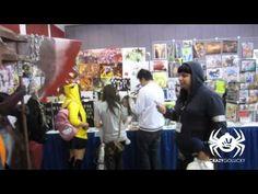 Fanime 2012 - Artist Alley Part 3 - YouTube