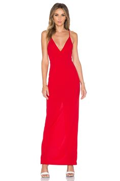d8435ed02fa Shop for Toby Heart Ginger x Love Indie Polly Maxi Dress in Red at REVOLVE.