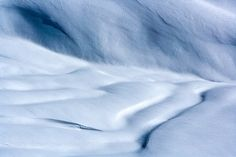 Snow Drift by Rory Isserow, via 500px