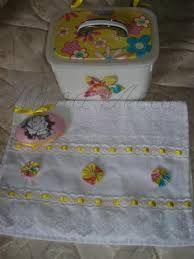 Resultado de imagem para decoupage em sabonete com tecido