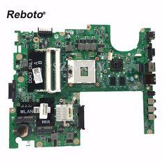 Reboto dellのスタジオ1558ノートパソコンのマザーボードhm55 hd5470 1ギガバイトサポートi7プロセッサーCN-04DKNR 4 dknrフルテスト済み