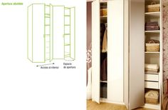 Best spaceo leroy merlín images closets modular