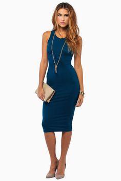 Cindy Midi Dress $25 on Wanelo