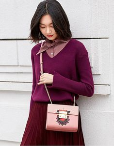 Fashion Flap Bag Luxury Crossbody Women Bags Designer Split