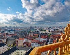 Όλη η ομορφιά της Κοπεγχάγης σε ένα λεπτό