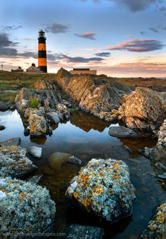 St Johns Lighthouse, Co Down, Northern Ireland.