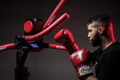 The Robots Are Coming to Combat Sports Training