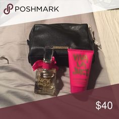 Juicy perfume Juicy perfume with lotion and bag Juicy Couture Other