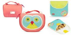 So, so cute: Built NY Kids Lunch Bags & Reusable Sandwich Bags | Inhabitots