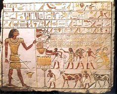 Die Blinde Kuh: Ägypten - Hieroglyphen