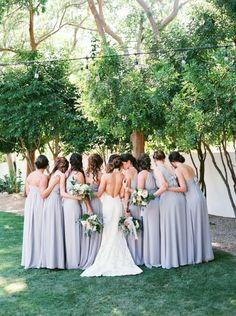 Demoiselle D'honneur - Bridesmaid Inspiration #2329275 - Weddbook Quelles astuces pour organiser votre mariage sur http://yesidomariage.com
