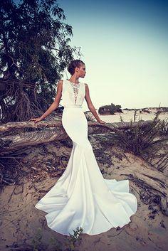 Liz Martinez Brautkleider 2014 white pick Hochzeitsblog (6)