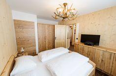 Schlafzimmer im HB1 Ferienpark Gaal, Ferienhaus Steiermark